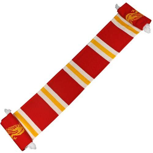 Liverpool FC Authentic EPL Stripe Scarf