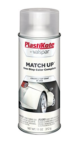 Chevy Express 1500 Van (PlastiKote 1004 Universal White Automotive Touch-Up Paint - 11)