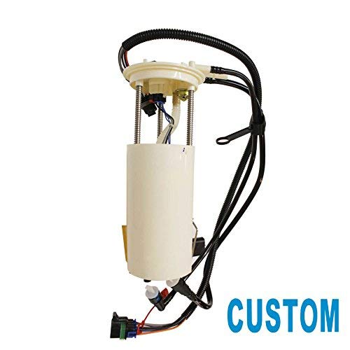 CUSTOM 1pc E3950M Electric Intank Fuel Pump Module Assembly With Fuel Level Sensor & Installation Kits Fit 99-00 Cavalier Sunfire With metal fuel tank 98-99 Malibu 99 Alero Cutlass Grand Am