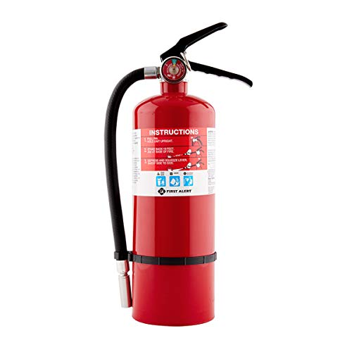 5 Pound Professional Extinguisher
