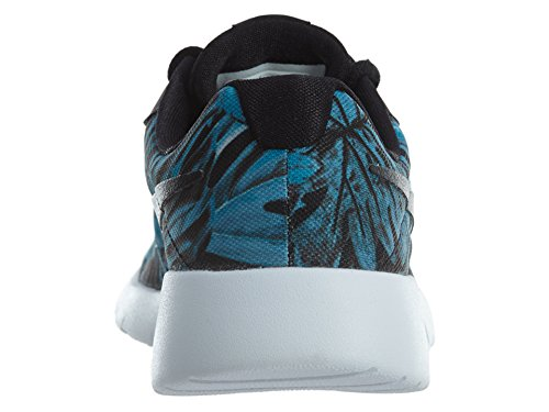 Calzado deportivo para mujer, color Azul , marca NIKE, modelo Calzado Deportivo Para Mujer NIKE TANJUN PRINT Azul Azul