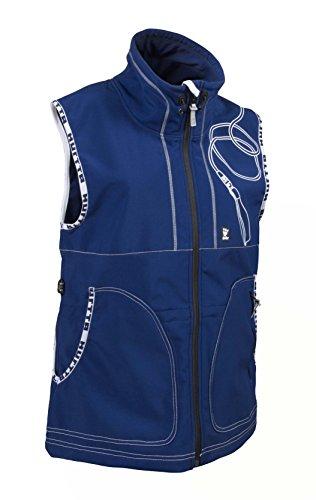 Hurtta Agility Dog Training Vest, Blue, XS by Hurtta