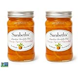 Sarabeth's Legendary Orange-Apricot Marmalade - (18 oz Pack of 2)