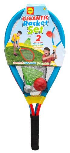 ALEX Toys Active Play Gigantic Racket (Jumbo Badminton Set)