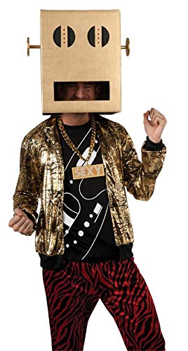 Shuffle Bot Party Rock Anthem Costume - X-Large - Chest Size 44-46]()