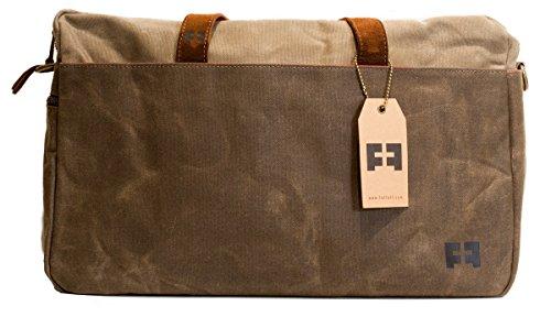 WEEKENDER DUFFEL FAT FELT Leather product image