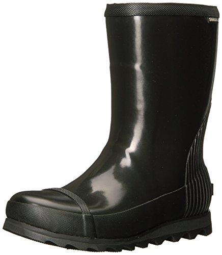 SOREL Gloss Boot Short Sea Black Rain Women's Joan Salt grxqnwgFOC
