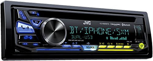 JVC KD-R985BTS CD Receiver (Renewed)