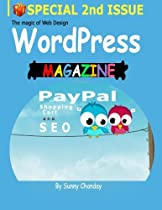 WordPress Magazine: Paypal Shopping Cart & SEO (Volume 2)