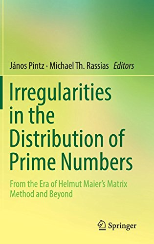 Irregularities in the Distribution of Prime Numbers: From the Era of Helmut Maier's Matrix Method and Beyond