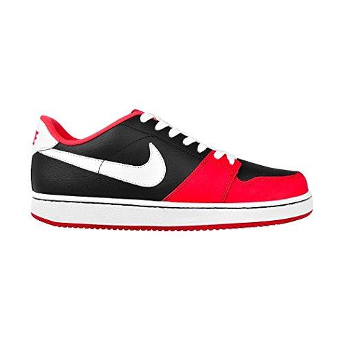 5556897211f Nike Tenis Piel NGO Rojo 24.5  Amazon.com.mx  Ropa
