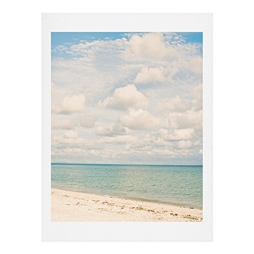 Deny Designs Bree Madden Dream Beach Art Print, 8'' x 10'' by Deny Designs