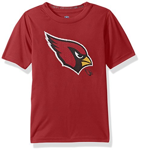 Football T-shirt Cardinals Red (NFL Youth Boys