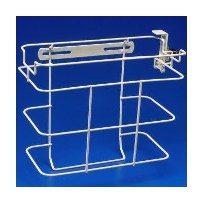 MCK85242801 - SharpSafety Sharps Container Bracket Wire Wall Mount