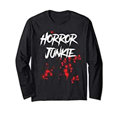 Great as a gift for an addict of scary horror movies. Get one for Halloween or other type of celebration.