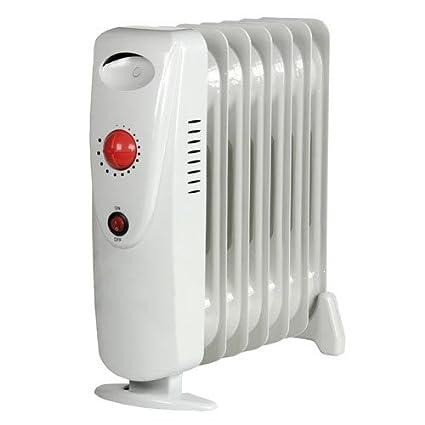 MAURER 22040001 - Radiador Aceite 700W 7 Elementos