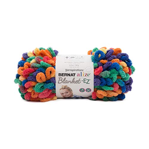Bernat Alize Blanket-EZ Yarn Bright - Yarn Loop