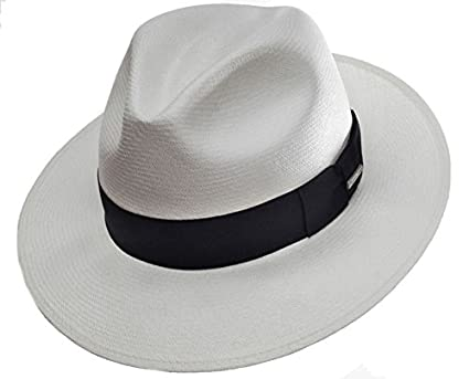 Image Unavailable. Image not available for. Color  Terrapin Trading Ltd  Genuine Ecuadorian Rolling Panama Hat ... 65e981fba88