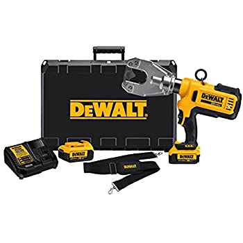 Image of DEWALT Cable Crimping Tool, Dieless (DCE350M2) Home Improvements