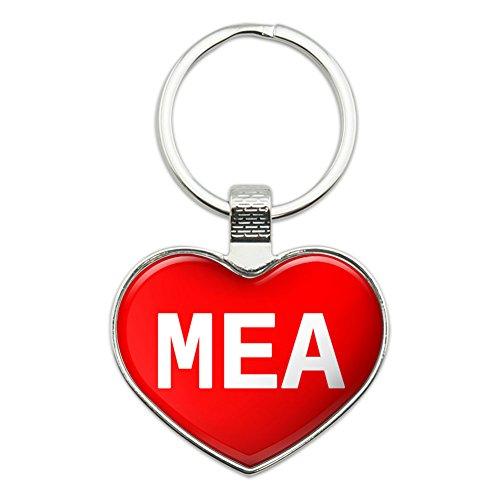 Metal Keychain Key Chain Ring I