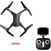 BDKJ Fouldable WIFI FPV RC drone KY601 2.4G aerial photogrphy attitude hold remote control helicopter with 720P camera