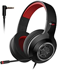 EDIFIER G4 SE Gaming Headset for PS4, PC, Xbox One Controller,Noise Cancelling Over Ear Headphones with Mic,St