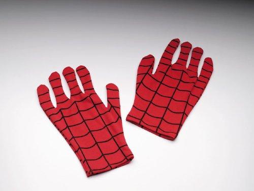 Spiderman Gloves Comic Adult