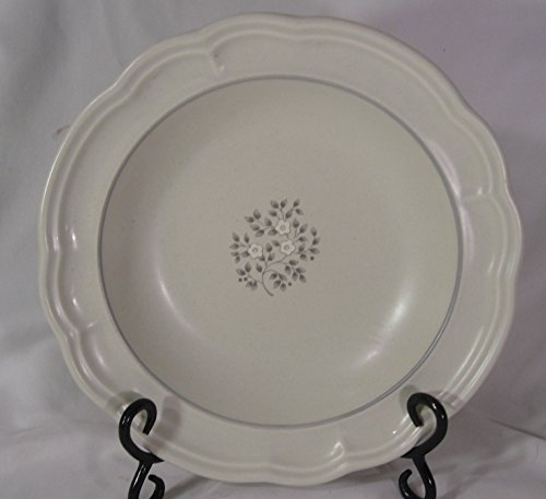 - Pfaltzgraff Heirloom Pattern Wide Rimmed Soup Bowl