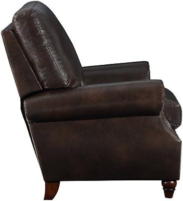 Amazon Com Pasargad Carpets Chair 2038 Genuine Leather