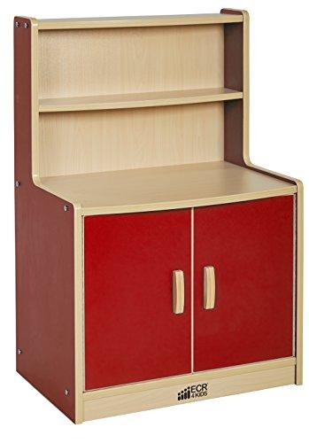 ECR Colorful Essentials Activity Kitchen Cupboard Playset...