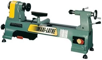General International 25-100 M1 MAXI-LATHE, Wood Turning Lathe