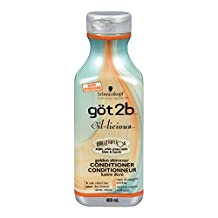 Got2B Oil-Licious Golden Shimmer Conditioner, 400ml