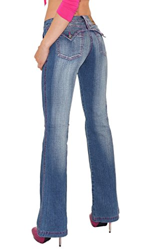 Basse Bootcut Jean Designs Pantalon en Femme Jean Taille Femme by Jean Typ j151 Actuelles tex AA nCqUwtBCY