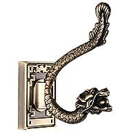 Cucumis European Style of The Ancient Bronze Coat Hanger Bathroom Single Hook