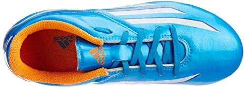 adidas F5 TRX FG J - - Unisex Niños Azul Eléctrico