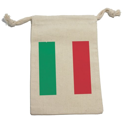 Italy Flag - Italian International Muslin Cotton Gift Party