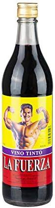 Cóctel a base de vino de la República Dominicana, botella ...