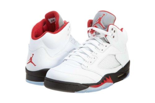 Nike '2013 Retro Release' Jordan 100 5 136027 Air fqr4wf