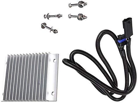 Velocidad Autoparts 6.5L deisel PMD FSD disipador de calor Cooler ...