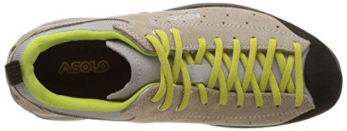 Asolo Shiver Gv Ml - Zapatos de Low Rise Senderismo Mujer Beige (Earth)