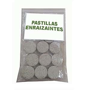 Pastillas enraizantes biologicas para Frutales. 50 unidades