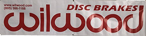 - Wilwood Brakes Racing Banner 6 Foot By 32 Inches