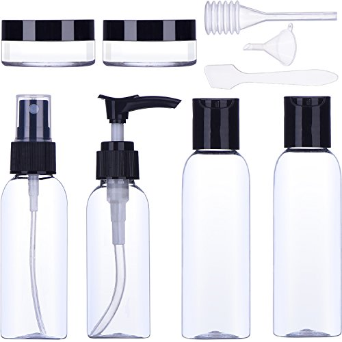 eBoot Bottles Toiletries Containers Cosmetic