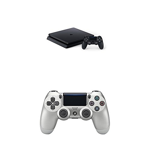 PlayStation 4 Slim 1TB Console + Extra Controller