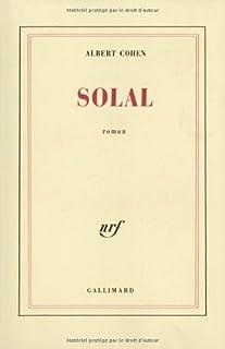 Solal, Cohen, Albert