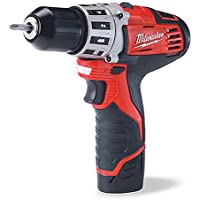 Milwaukee 2407-22 M12 3/8 Drill Driver Kit Features