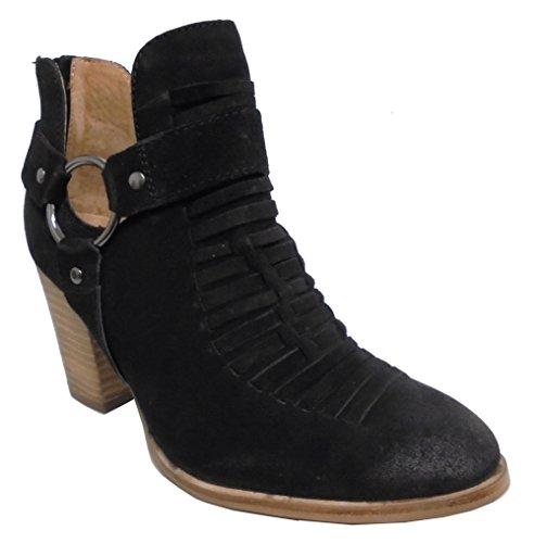 Seychelles Women's Impossible Boot Black Suede xU1S8RUwgq