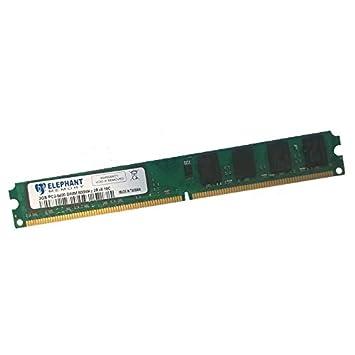 Elephant 2Go RAM PC office Memory PC2-6400 DDR2 DIMM: Amazon co uk