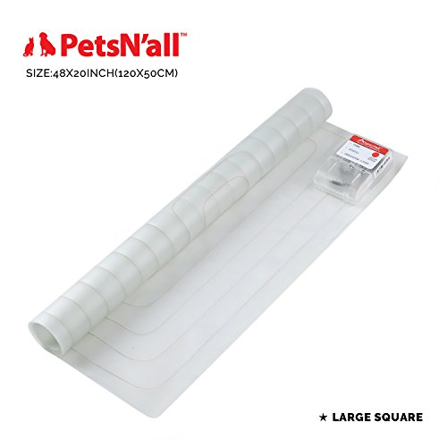 PetsN'all Electronic Pet Training Mat For Dog (48X20inch)- Large by PetsN'all