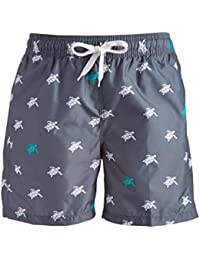 Men's South Beach Quick Dry Volley Swim Trunks